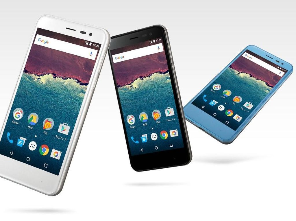 Gandeng Sharp, Google Rilis Android One Anyar
