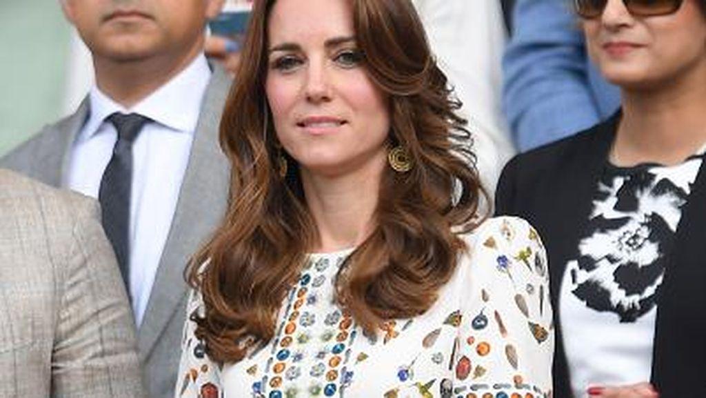 Penampilan Kate Middleton Hingga Beyonce Nonton Pertandingan Tenis Wimbledon