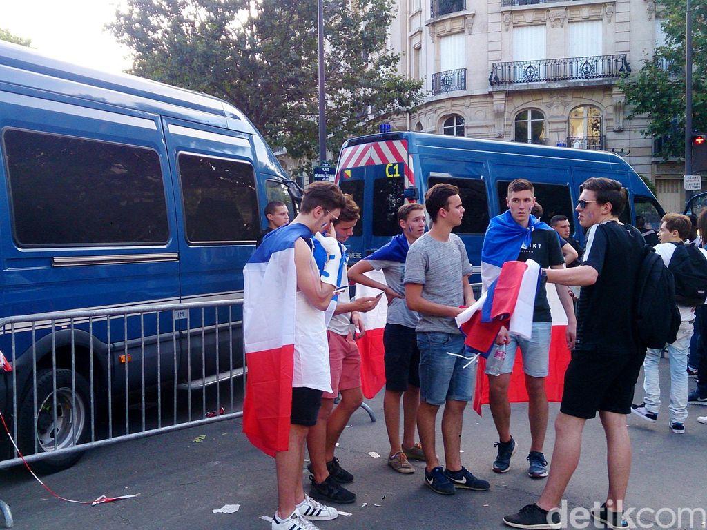 Kocak! Suporter Prancis Gagal Nonton Euro 2020 karena Nyasar