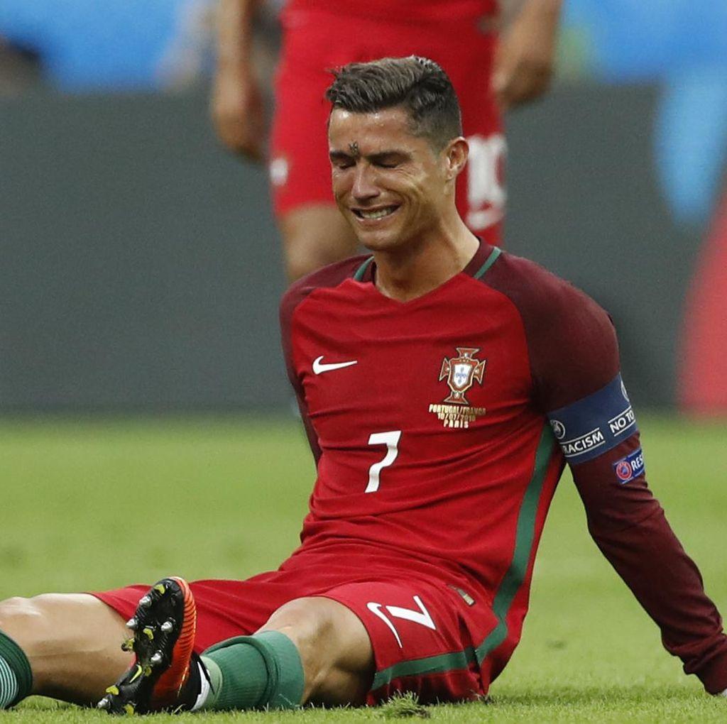 Ronaldo Kurang Diapresiasi di Portugal