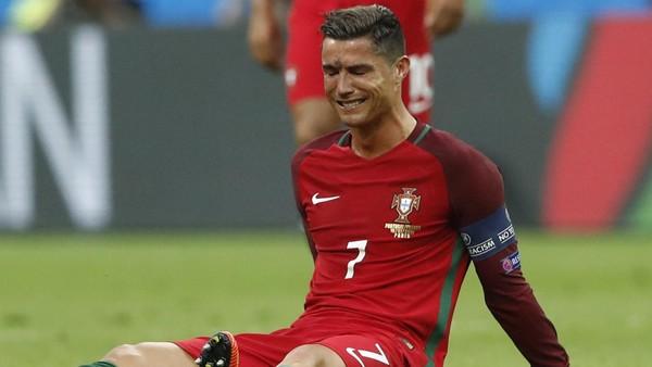 Ronaldo yang Kerap Melempem di Partai Final