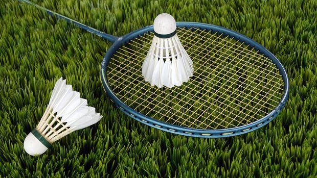 Ilustrasi Olahraga Bulutangkis