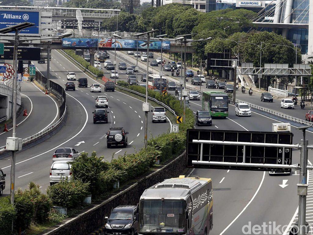 4,2 Juta Kendaraan di Jakarta Belum Dibayarkan Pajaknya