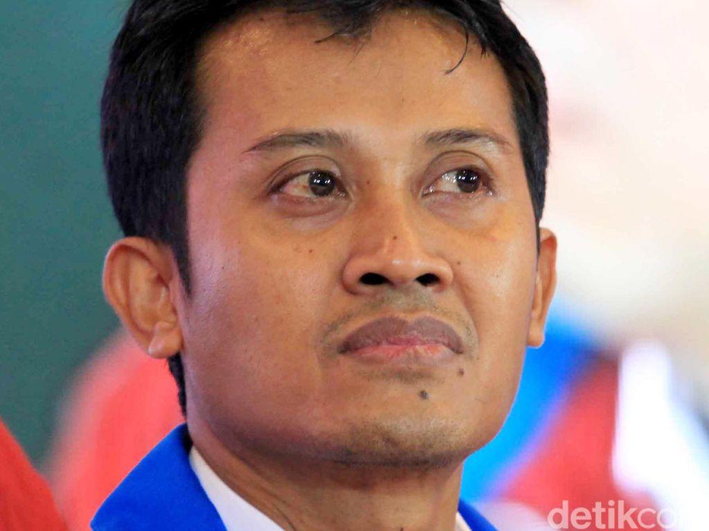 Soal Main 2 Kaki, Perindo: Demokrat Galau Prabowo akan Menang?