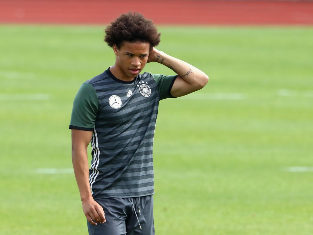 Schalke: Sane Belum Minta Dijual