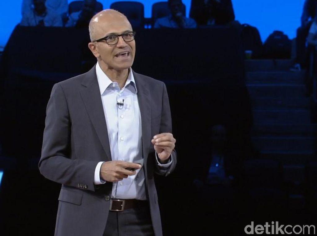 CEO Microsoft Tak Suka Work From Home, Kenapa?