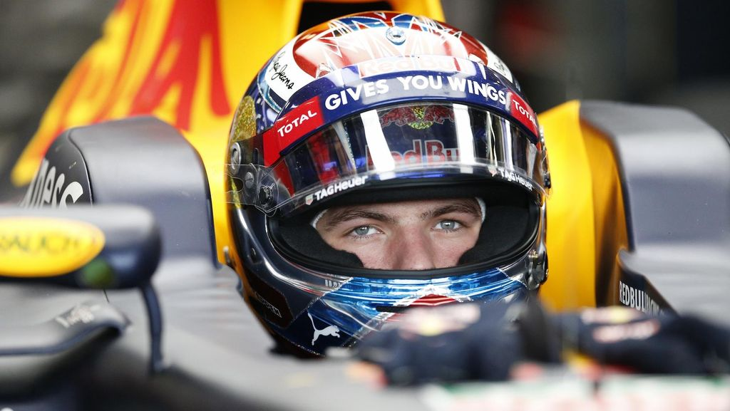 Verstappen Diyakini Sudah Siap Jadi Penantang Titel F1 2017
