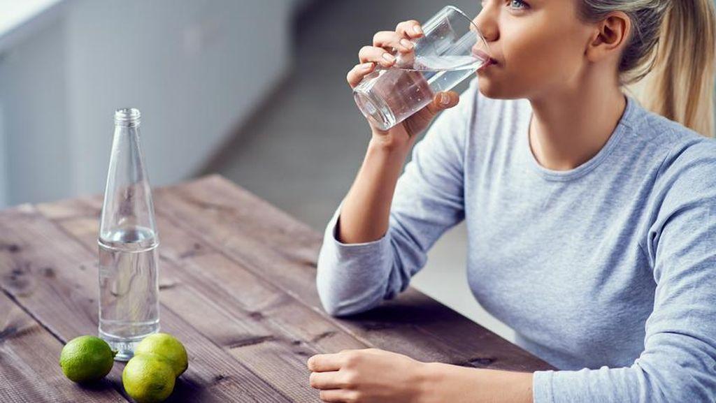7 Transformasi Orang dari Gemuk Jadi Langsing karena Diet Air Putih