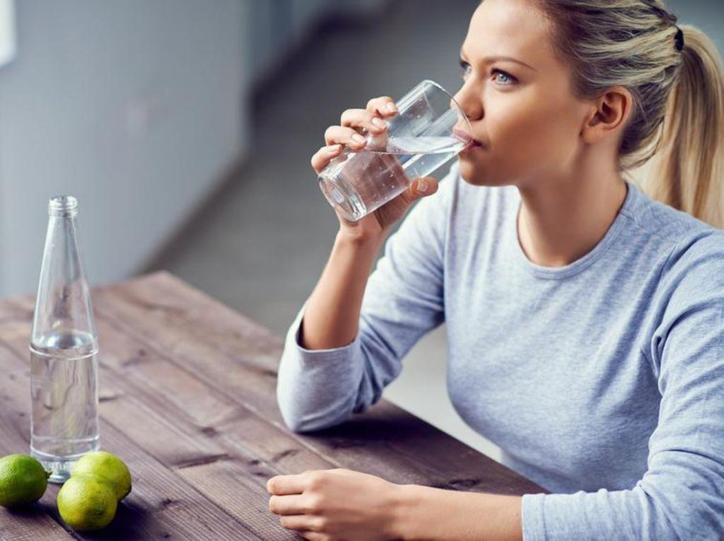 Jangan Malas Minum Air Putih, Ginjal Bisa Menderita