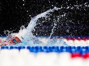Kejurnas di Palembang Jadi Seleksi Akhir Tim Renang Indonesia di SEA Games 2017