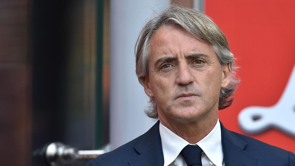 Ungkapan Bangga Mancini Melatih Timnas Italia
