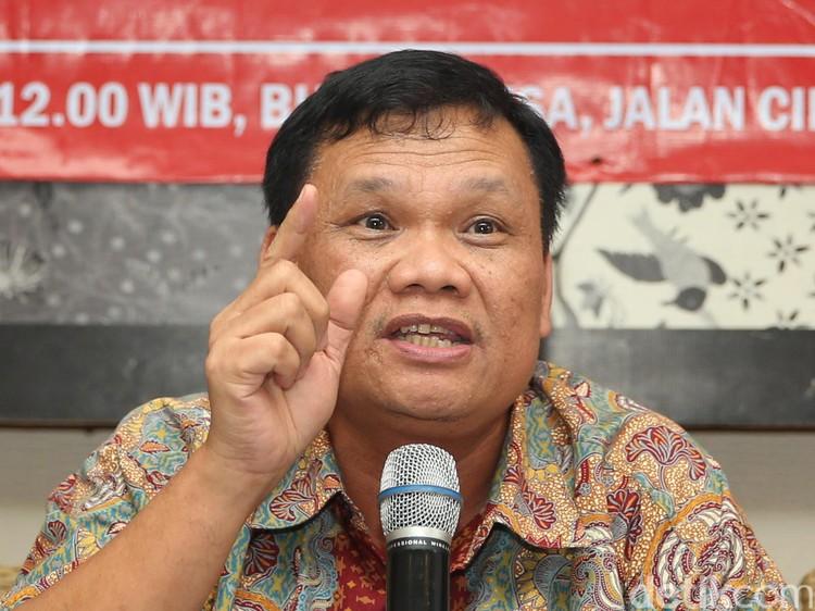 Elektabilitas Jokowi-Prabowo Dinilai Stagnan karena Timses Jadi Caleg