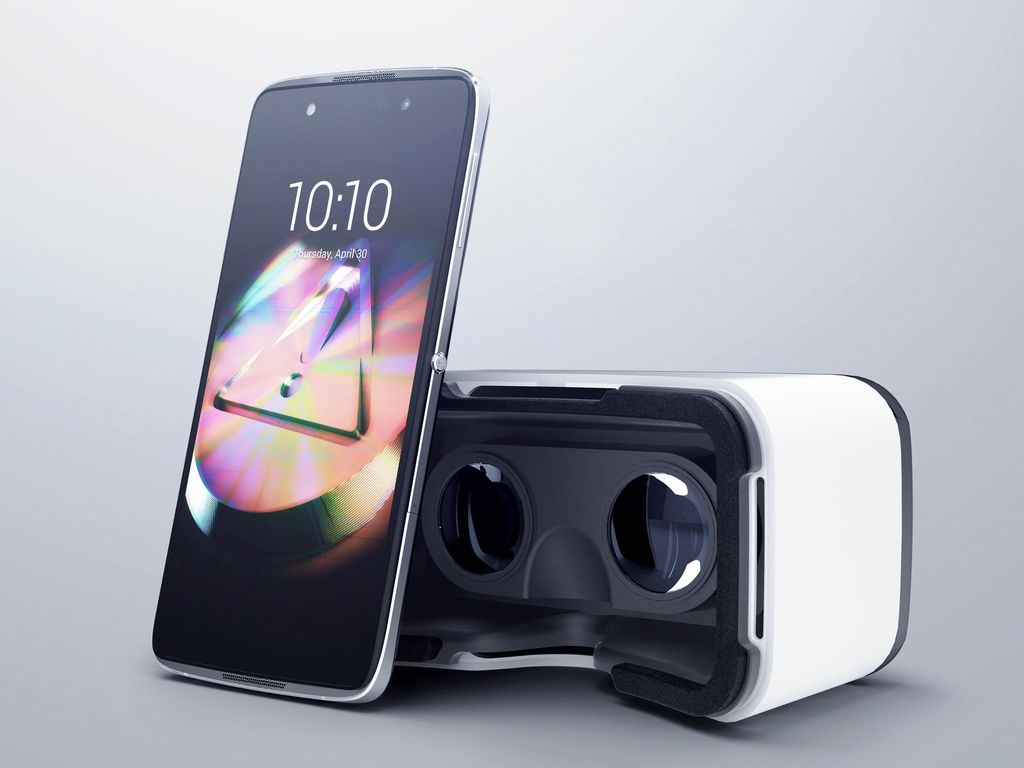 Alcatel Siap Lepas Ponsel Virtual Reality