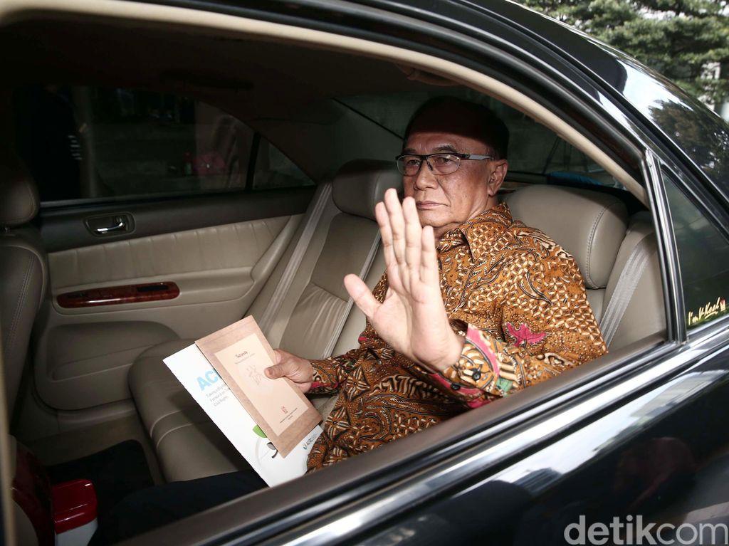 Wantimpres Sidarto Danusubroto Bicara 3 Kriteria Cawapres Jokowi
