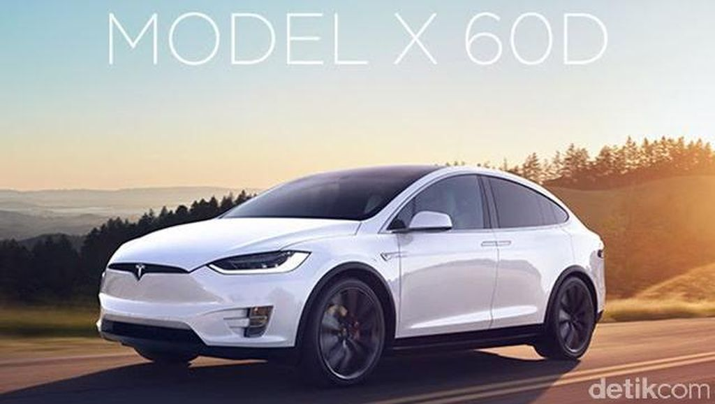 Tesla Luncurkan Mobil Murah, Harganya Hampir Rp 1 Miliar
