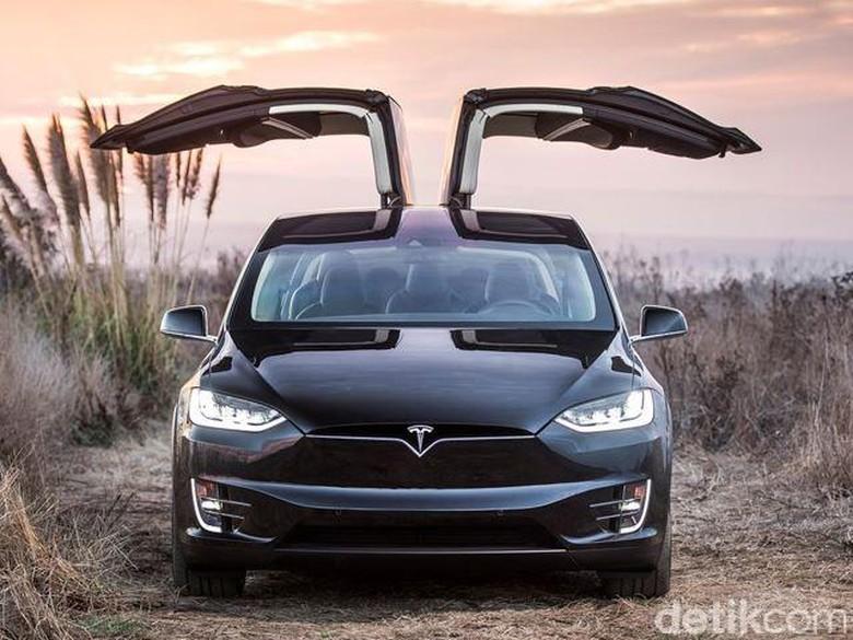 Berapa Harga Suv Listrik Tesla Model X Di Indonesia Jennete Rent