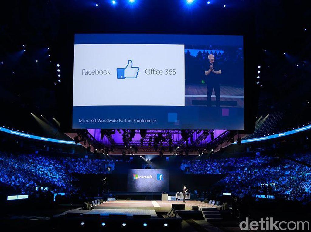 Jempol Facebook untuk Office 365