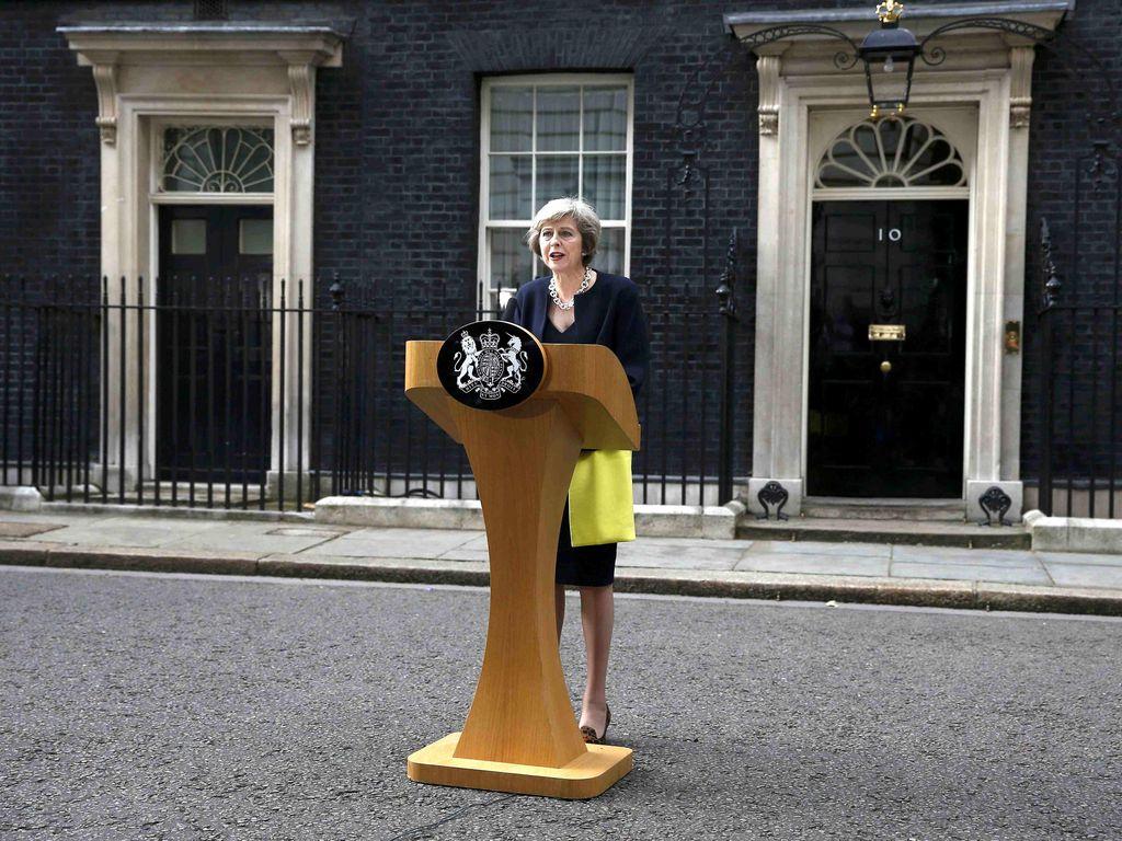 MI5 Gagalkan Upaya Pembunuhan PM Inggris Theresa May