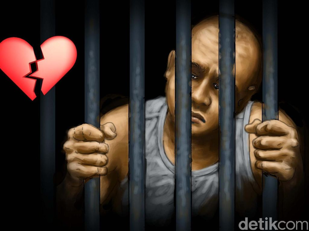 Mengaku, Mengganti, Ditahan Polisi