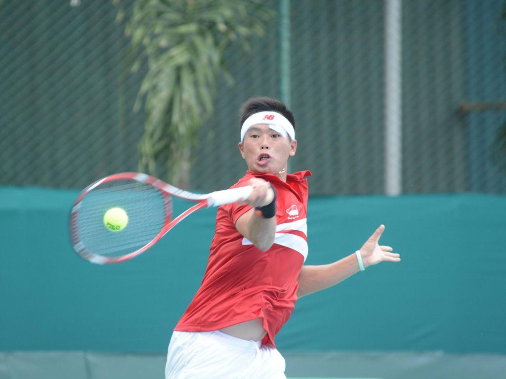 David Agung Menang, Indonesia Unggul 1-0