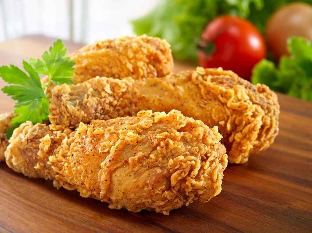 Ini 10 Fakta Unik seputar Fried Chicken (2)