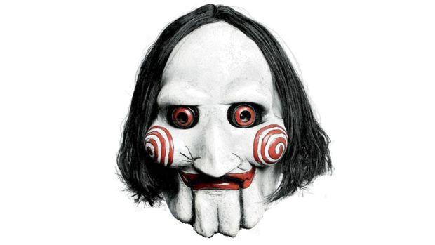 Jigsaw puppet. ilustrasi boneka film saw. (Dok. Lionsgate)