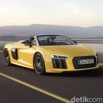 Audi R8 VS Mainan Remot Kontrol