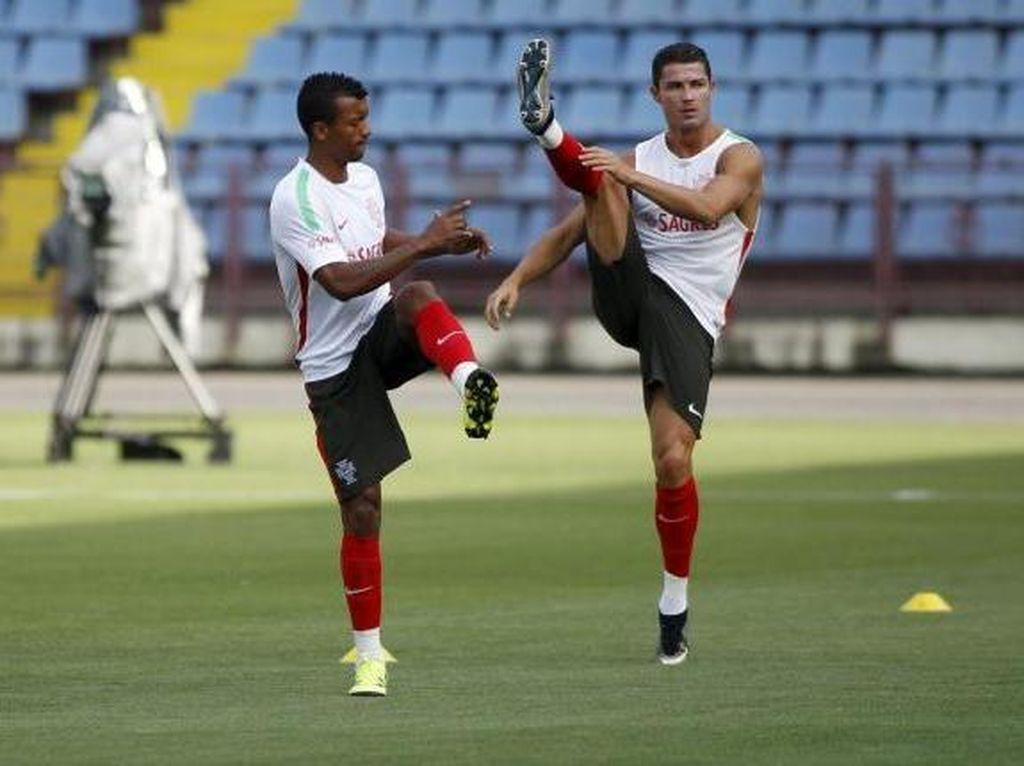 Kepindahan Nani ke Valencia Didukung Ronaldo