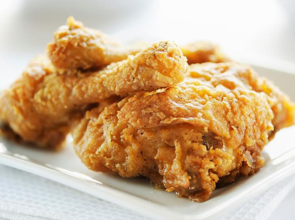 Ini 10 Fakta Unik seputar Fried Chicken (1)