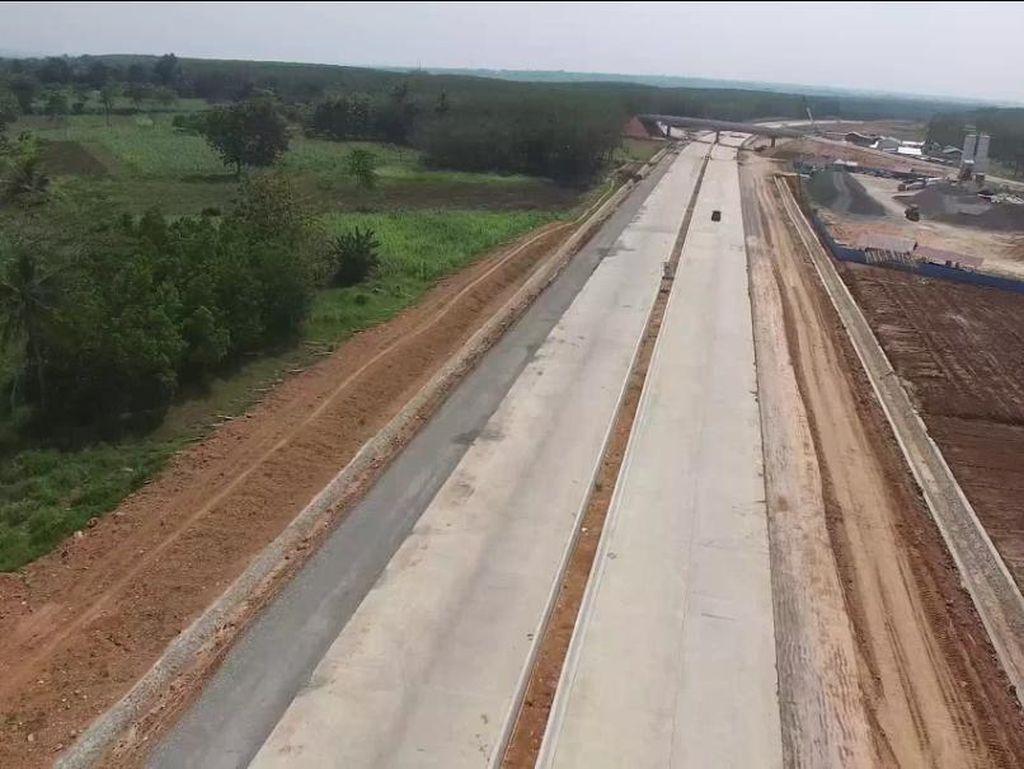 Proyek-proyek Jalan Tol Bergeliat di 2016