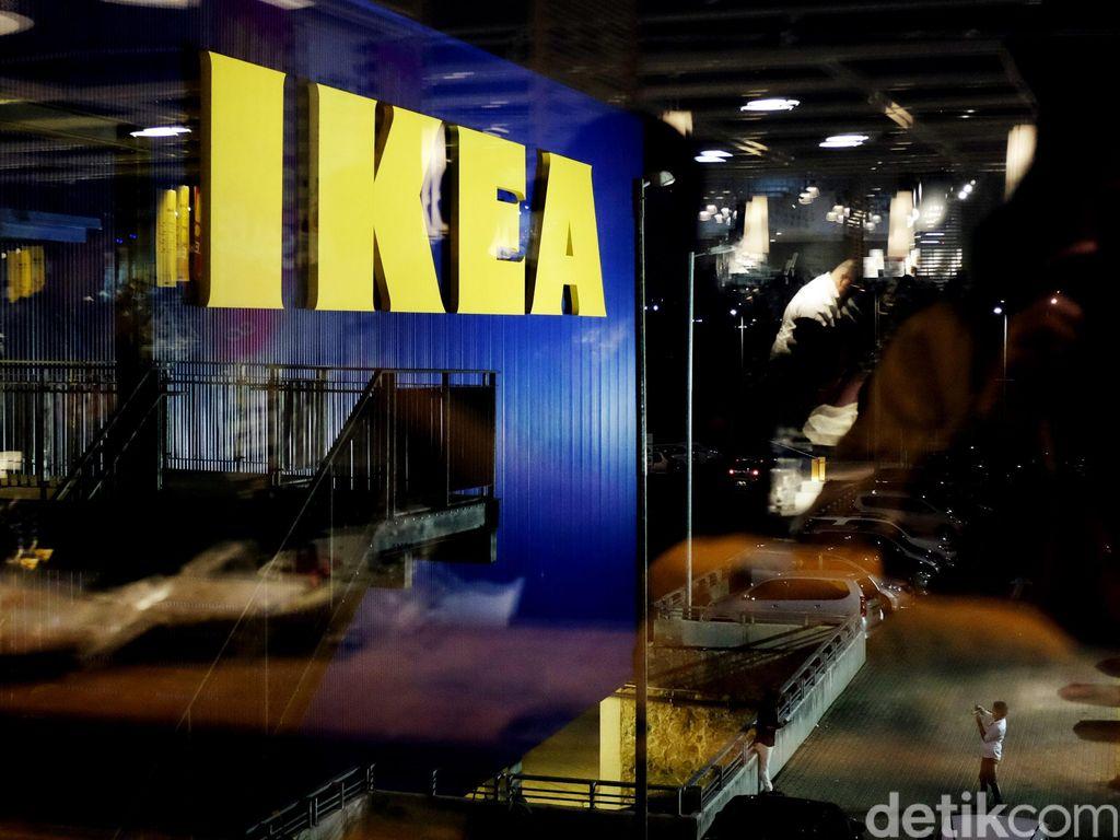 Marak Penjualan Online, IKEA Masih Mau Buka 50 Gerai