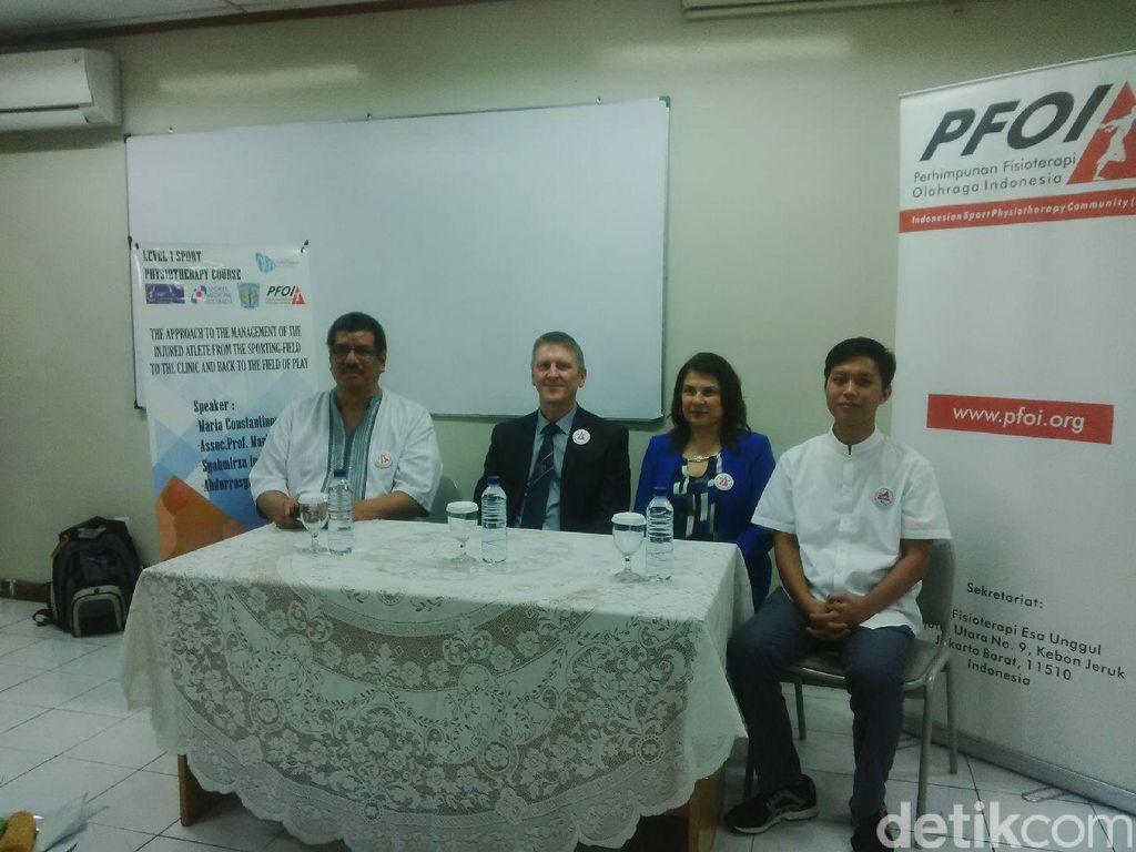 Program Kepelatihan Lisensi Fisioterapi Digelar Besok di Jakarta