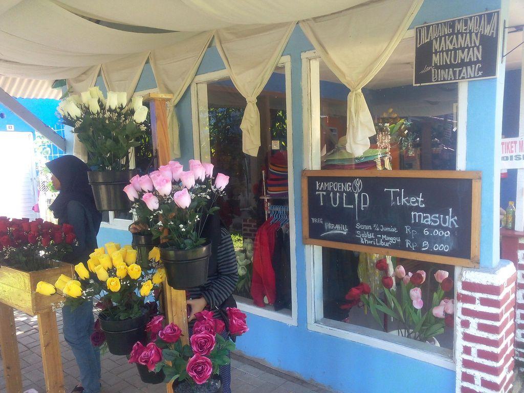 Mengintip Kampung Tulip, Kawasan Bernuansa Belanda di Kota Bandung
