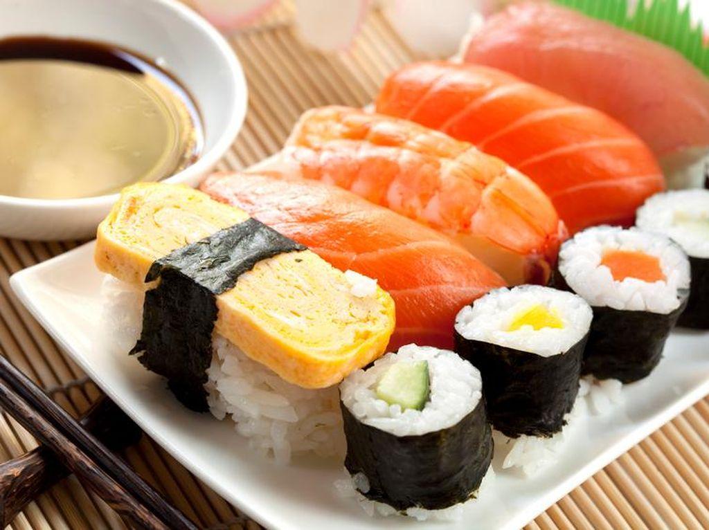 5 Tempat Makan Sushi Enak dan Murah di Jakarta