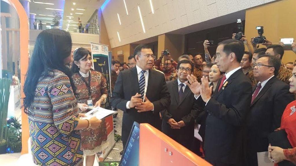 Jokowi Ajak Pengusaha Investasi di Sektor Pertanian Hingga Infrastruktur