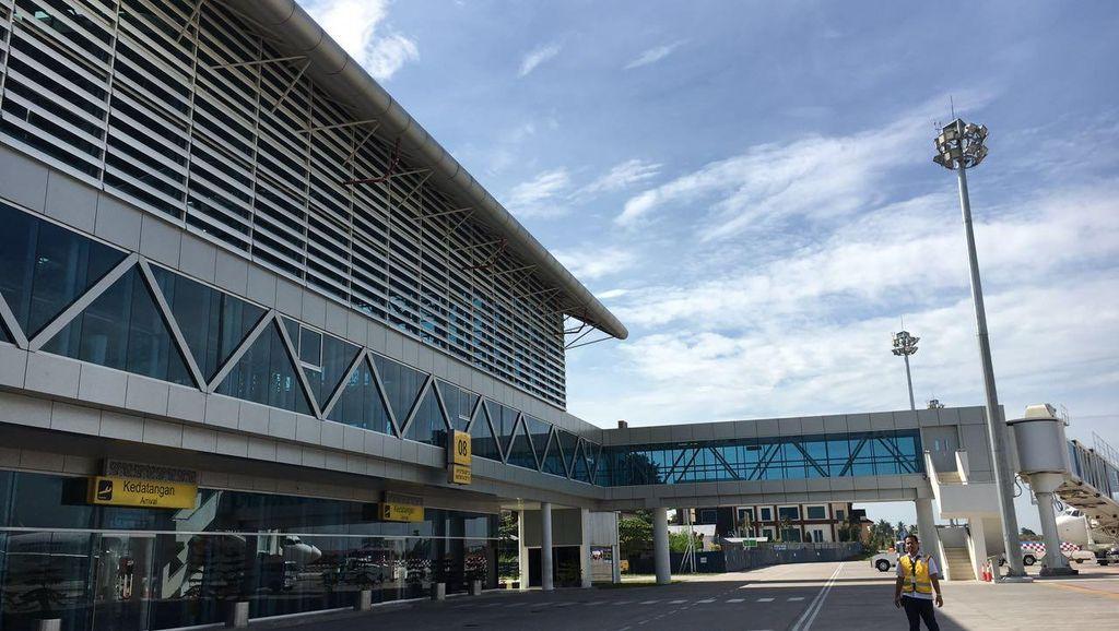 Rogoh Rp 110 M, AP II Perluas Taxiway dan Apron Bandara Sultan Thaha