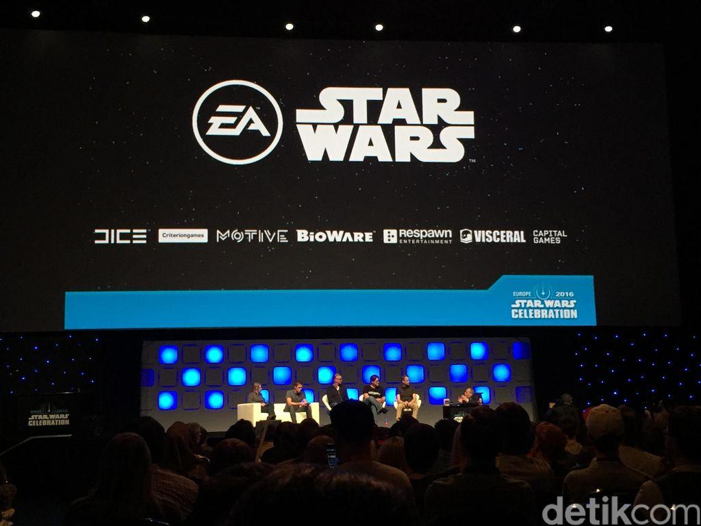 Sstt… Ini Bocoran Game Baru Star Wars