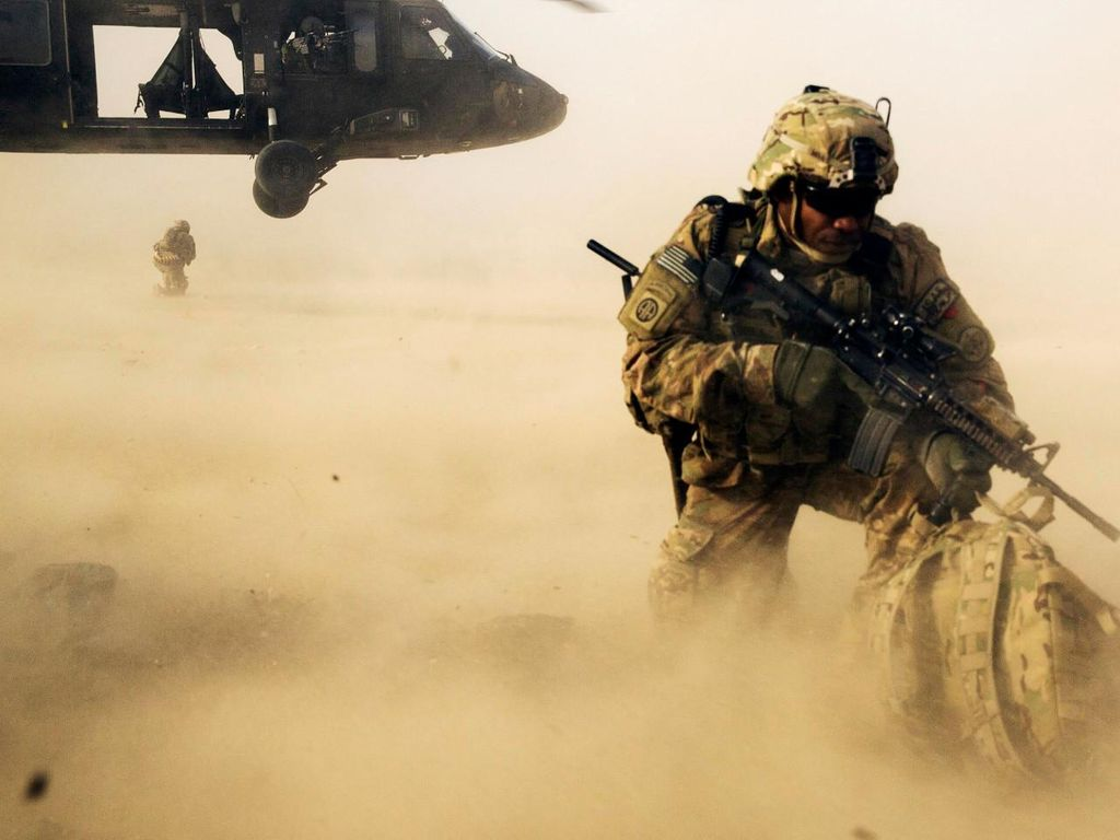 500 Ribu Orang Tewas Akibat Perang AS Melawan Teror di 3 Negara