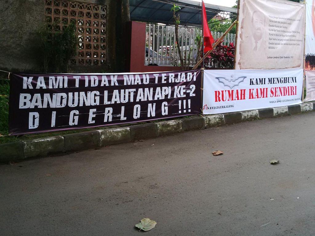 Soal Penertiban KPAD Gegerkalong, Kodam Siliwangi: Jangan Terjadi Bentrokan