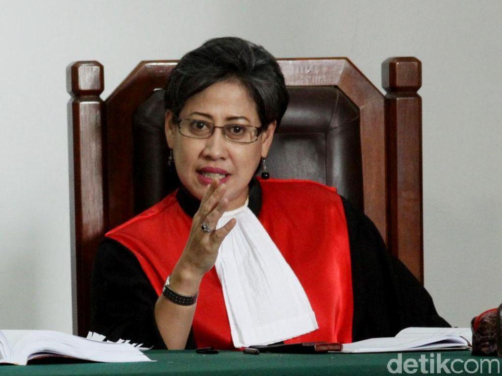 Pemvonis Ringan Udar Pristono Lolos Seleksi Calon Hakim Agung Tahap II