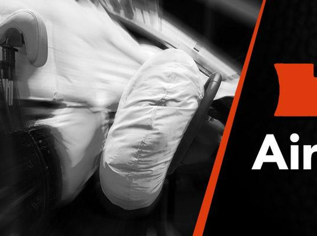 Ada Amonium Nitrat dan Sangat Berbahaya, Jutaan Airbag Takata Masih Terpasang di Mobil