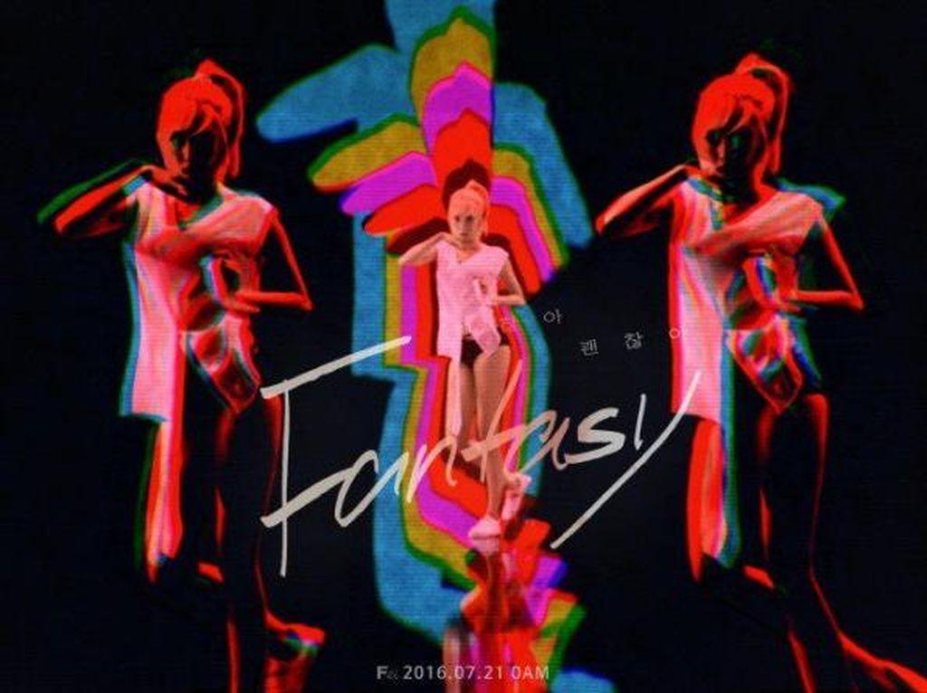 Fei miss A Jadi Pacar Virtual Reality Seksi di Video Fantasy