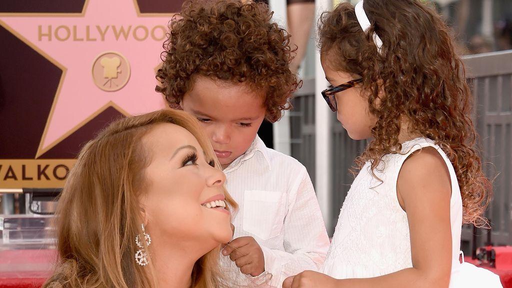 Mariah Carey Ingin Anaknya Hidup Senormal Mungkin