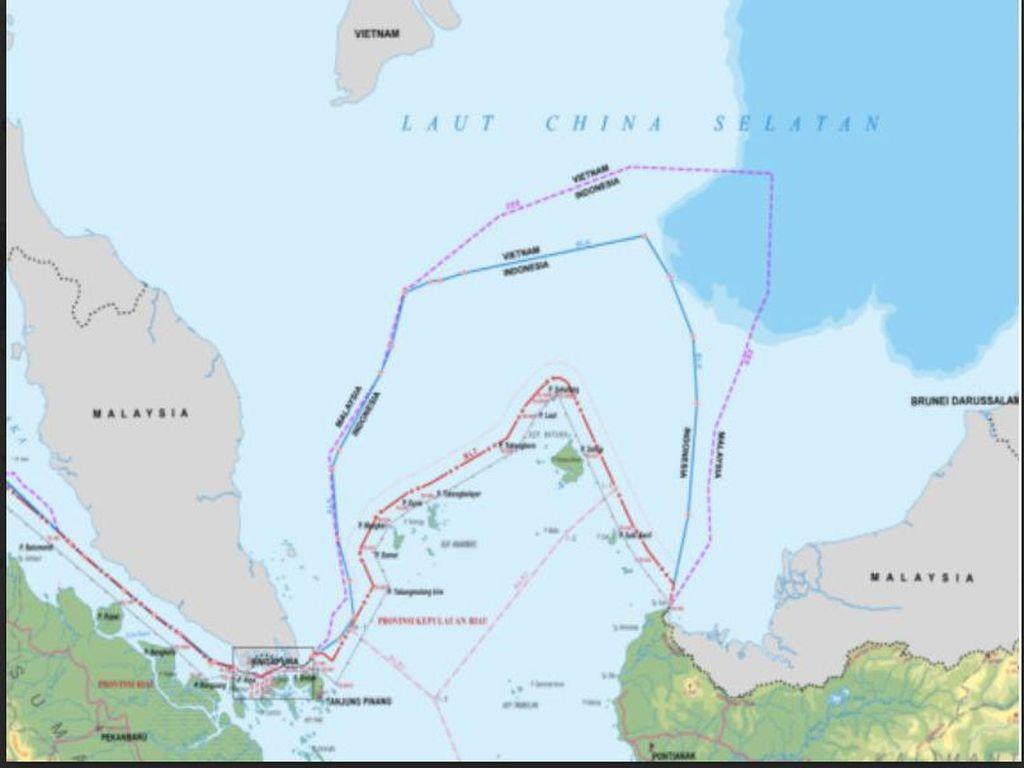 Terancam Diklaim China, Bagaimana Pengembangan Ladang Gas East Natuna?
