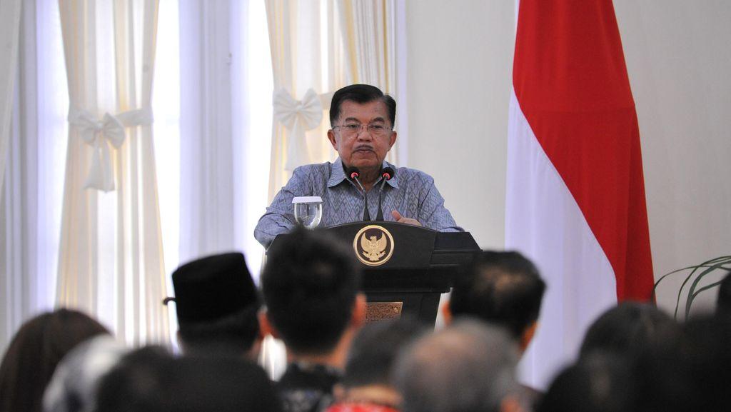 Wapres JK Sebut Profesi Akuntan Berperan Bantu KPK