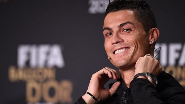 Marca Sudah Sebut Ronaldo Pemenang Ballon dOr 2017
