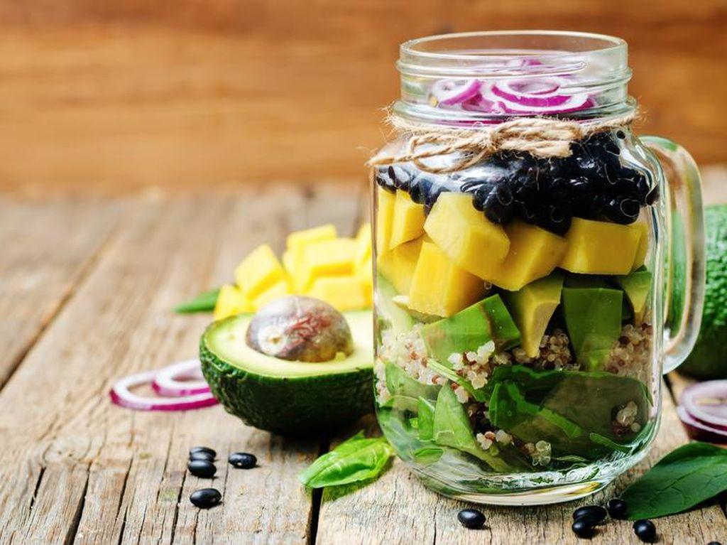 Tiap Hari Konsumsi Sayuran Berwarna Pelangi Minimal Tiga Jenis Agar Tetap Sehat