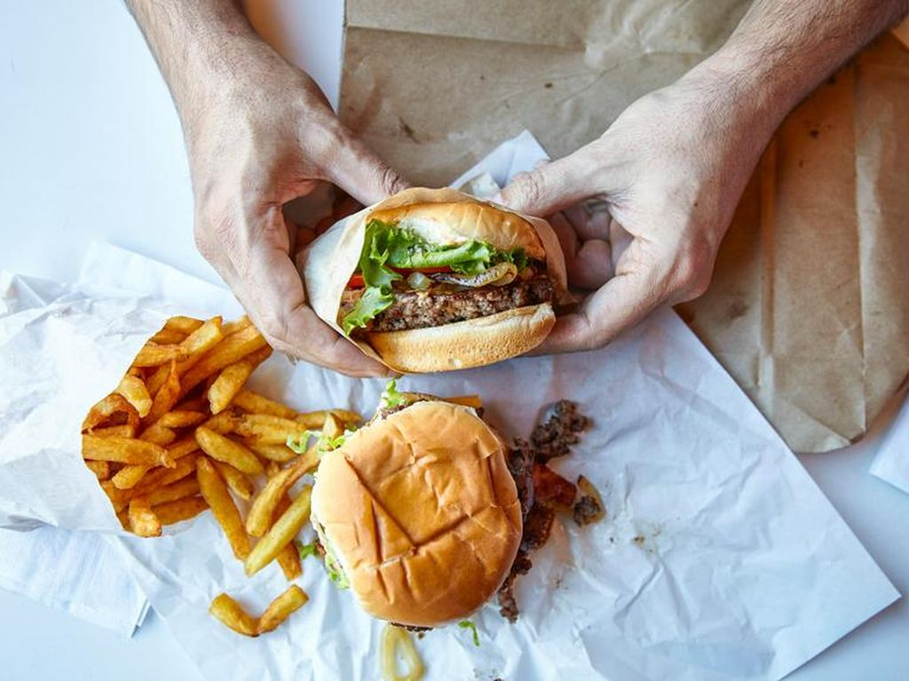 Inilah 8 Negara yang Resmi Nyatakan Perang Terhadap Junk Food (1)