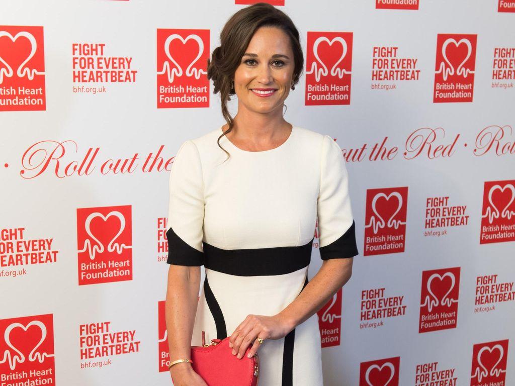 Pippa Middleton Dikritik Pasca Minta Tamu Bawa Baju Ganti di Pernikahannya