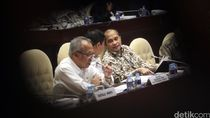 Menteri PUPR Teteskan Air Mata Buat Anggota DPR yang Wafat Kena Corona